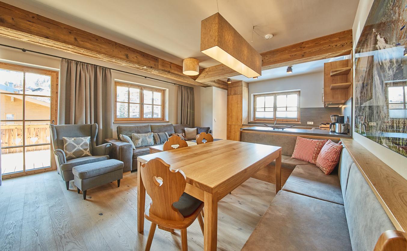 Chalet Guter Hirte Apartment Top 1 In Hinterglemm