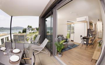 Terrace/Living room
